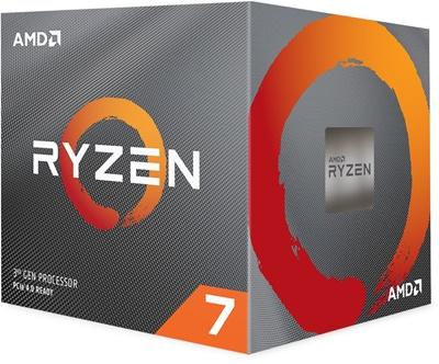 AMD Ryzen 7 3700X 3.6 Ghz 8 Çekirdek 36MB AM4 7nm İşlemci
