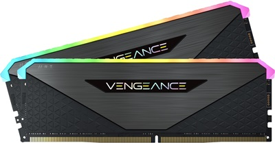 Corsair 16GB(2x8) Vengeance RGB RT 3600mhz CL18 DDR4  Ram (CMN16GX4M2Z3600C18)