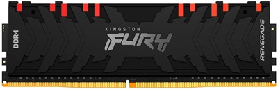 Kingston 8GB Fury Renegade RGB 3600mhz CL16 DDR4  Ram (KF436C16RBA/8)