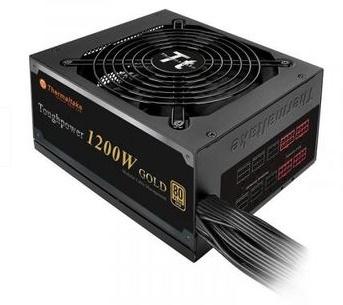 Thermaltake 1200W Toughpower 80+ Gold Tam Modüler Güç Kaynağı