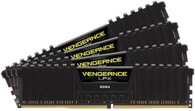 En ucuz Corsair 128GB(4x32) Vengeance LPX 4000mhz CL18 DDR4  Ram (CMK128GX4M4Z4000C18) Fiyatı