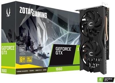 Zotac GeForce GTX 1660 Twin Fan 6GB GDDR5 192 Bit Ekran Kartı