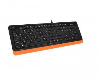 En ucuz A4 Tech FK10 Turuncu Türkçe Q  USB Klavye Fiyatı
