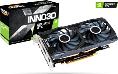 Inno3D GeForce GTX 1660 Super Twin x2 6GB GDDR6 192 Bit Ekran Kartı