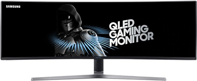 "Samsung 49"" LC49HG90DMRXUF 1ms 144hz HDMI,DisplayPort 2K Curved Gaming Monitör"