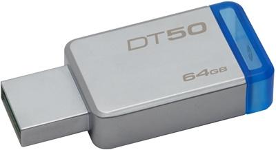 Kingston 64GB DT 50 USB 3.1 DT50/64GB USB Bellek