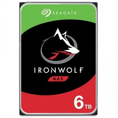 En ucuz Seagate 6TB IronWolf 256MB 5400rpm (ST6000VN001) NAS Diski Fiyatı