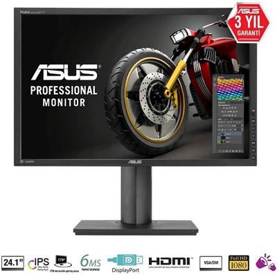 """En ucuz Asus 24,1"""" PA249Q 6ms 60hz HDMI,D-Sub,DPPort,DVI-D IPS Monitör Fiyatı"""