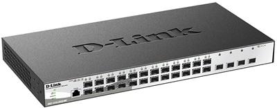 En ucuz D-Link DGS-1210-28XS/ME 24 Port Gigabit Yönetilebilir Switch Fiyatı