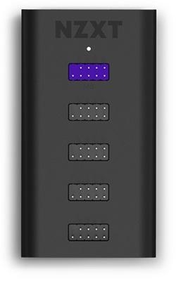 NZXT Internal Siyah USB 2.0 4 Port Hub