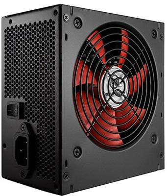 High Power 700W Kırmızı Fan 80+ Bronze  Güç Kaynağı