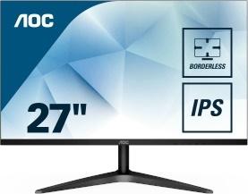 """En ucuz Aoc 27"""" 27B1H 7ms 60Hz HDMI,VGA IPS Monitör Fiyatı"""