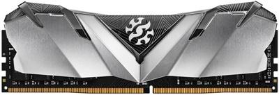 XPG 8GB Gammix D30 Gri 3000Mhz CL16 DDR4  Ram (AX4U300038G16A-SB30)