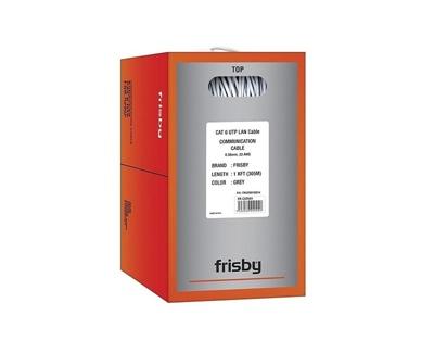 En ucuz Frisby CAT-6 305 Metre Network Kablosu   Fiyatı