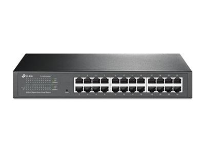 Tp-Link TL-SG1024DE 24 Port Gigabit Yönetilebilir Switch