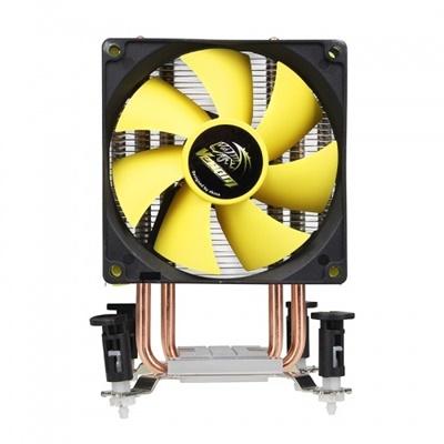 Akasa Venom Pico 92 mm Sarı Fan Intel-AMD Uyumlu Hava Soğutucu