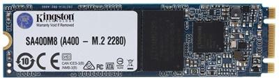 En ucuz Kingston 480GB SA400M8 Okuma 500MB-Yazma 450MB M.2 SSD (SA400M8/480G) Fiyatı