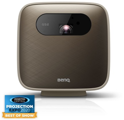 BenQ GS2 Kablosuz Taşınabilir Led Projektör