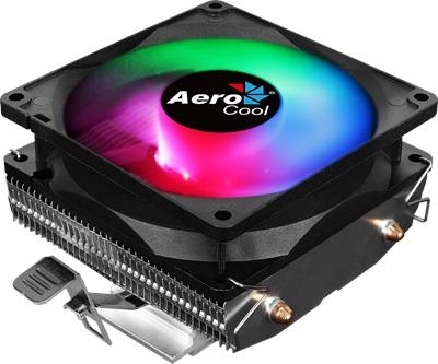 Aerocool Air Frost 2 RGB 90 mm Intel-AMD Uyumlu Hava Soğutucu