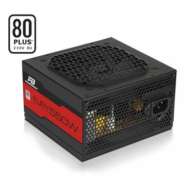 PowerBoost 550W Fury 80+  Güç Kaynağı