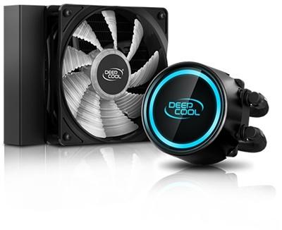 En ucuz Deep Cool Gammaxx L120 V2 120mm Intel-AMD Uyumlu Sıvı Soğutucu  Fiyatı