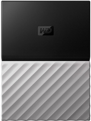 WD 3TB My Passport Ultra Gray Worldwide USB 3.0 3,5 (WDBFKT0030BGY-WESN) Taşınabilir Disk