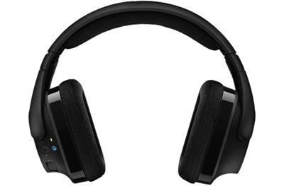 Logitech G533 7.1 Surround Kablosuz Siyah Gaming Kulaklık