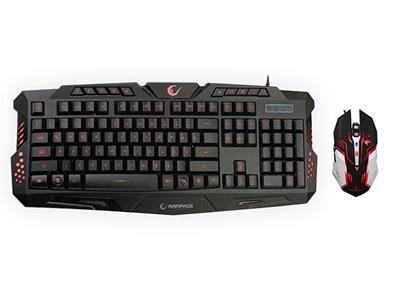En ucuz Everest Rampage KM-R77 Gaming Klavye + Mouse Set   Fiyatı