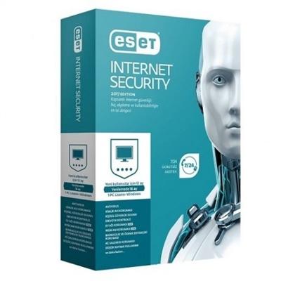 Eset Internet Security 1 Kullanıcı