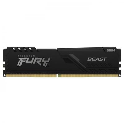 Kingston 8GB Fury Beast 3600mhz CL17 DDR4  Ram (KF436C17BB/8)