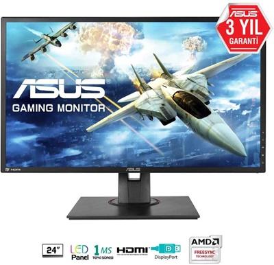 """En ucuz Asus 24"""" MG248QE 1ms 144Hz HDMI,DPPort,DVI-D FreeSync Gaming Monitör Fiyatı"""