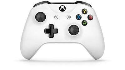 Microsoft Xbox One Kablosuz Oyun Kumandası Beyaz TF5-00003