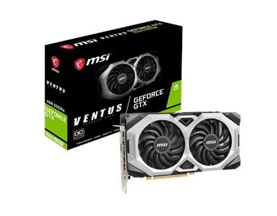 En ucuz MSI GeForce GTX 1660 Super Ventus OC 6GB GDDR6 192 Bit Ekran Kartı Fiyatı