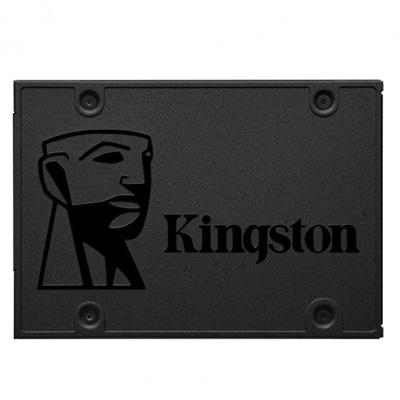 Kingston 480GB A400 Okuma 500MB-Yazma 450MB SATA SSD (SSA400S37/480G)