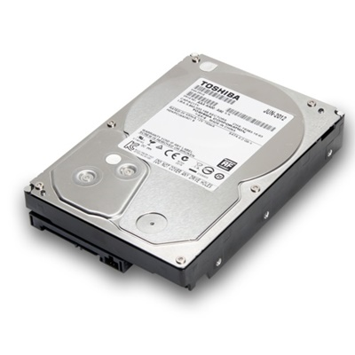 Toshiba 500GB  32MB 7200rpm (DT01ACA050) Harddisk