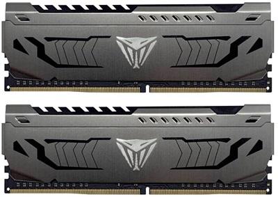 Patriot 16GB(2x8) Viper Steel 4133mhz CL19 DDR4  Ram (PVS416G413C9K)
