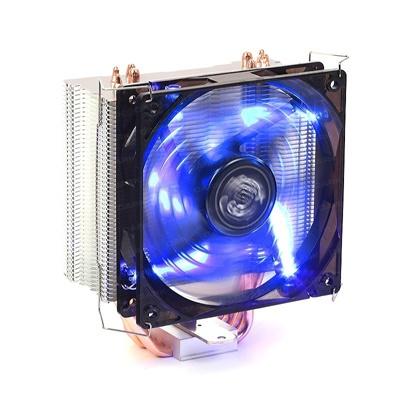Dark Freezer X120 Serisi 120 mm Mavi Led Fan Intel-AMD Uyumlu Hava Soğutucu