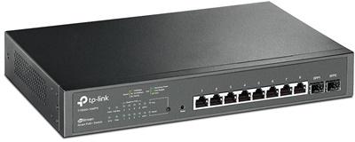 En ucuz Tp-Link T1500G-10MPS 10 Port Gigabit Yönetilebilir Switch Fiyatı