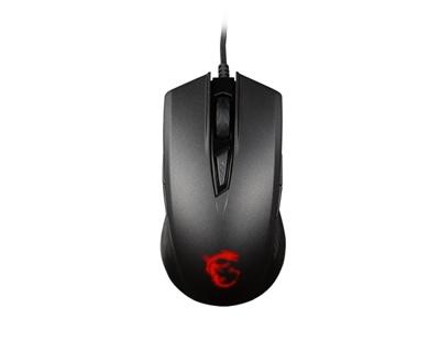 MSI Clutch GM40 Siyah Optik Gaming Mouse