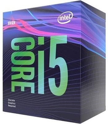 Intel Core i5 9500F 3.0 Ghz 6 Çekirdek 9MB 1151p v2 14nm İşlemci