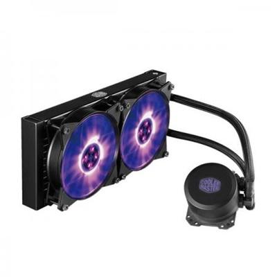 Cooler Master MasterLiquid ML240L RGB 240 mm Intel-AMD Uyumlu Sıvı Soğutucu