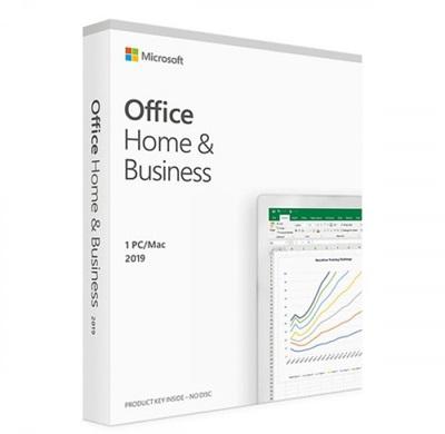 Microsoft Office Home and Business 2019 Türkçe Ofis Yazılımı (T5D-03334)