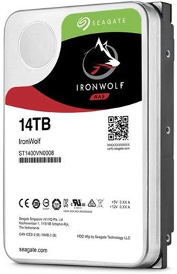 En ucuz Seagate 14TB Ironwolf 256MB 7200rpm (ST14000VN0008) NAS Diski Fiyatı