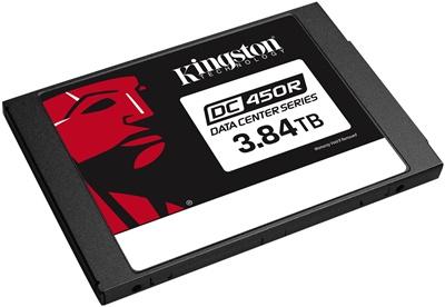 En ucuz Kingston 3840GB DC450R Okuma 560MB-Yazma 530MB SATA SSD (SEDC450R/3840G) Fiyatı