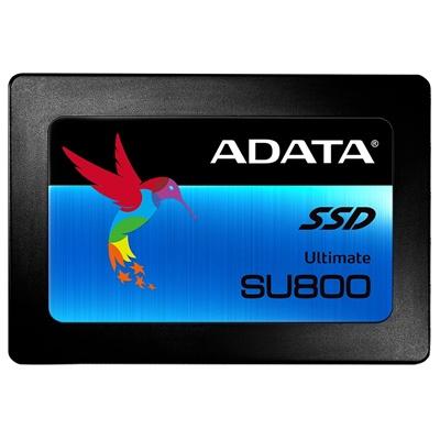 Adata 256GB SU800 Okuma 560MB-Yazma 520MB SATA SSD (ASU800SS-256GT-C)
