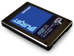 Patriot 480GB Burst Okuma 560MB-Yazma 540MB SATA SSD (PBU480GS25SSDR)