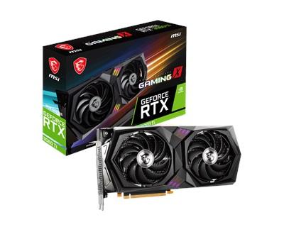MSI GeForce RTX 3060 Ti Gaming X 8G LHR 8GB GDDR6 256 Bit Ekran Kartı