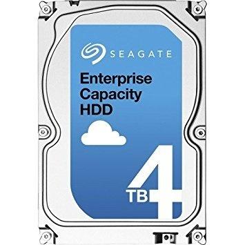 Seagate 4TB  128MB 7200rpm (ST4000NM0035) Harddisk