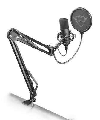 En ucuz Trust 22400 GXT 252+ Emita Plus  Streaming Mikrofon   Fiyatı