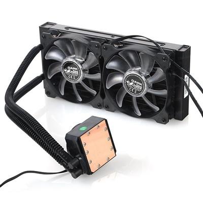 Dark AquaForce W240 240 mm Mavi Led Intel-AMD Uyumlu Sıvı Soğutucu